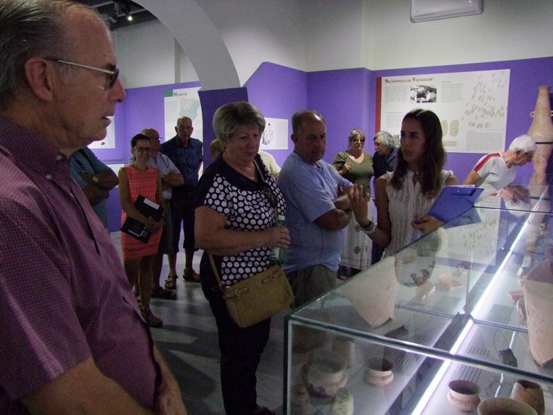 Photo of El MHA recibe más de 3.000 visitas en el primer semestre