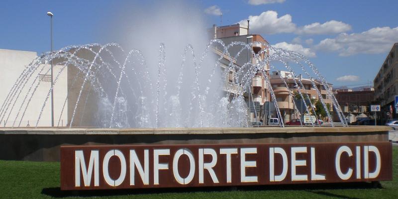 Photo of Campaña informativa en Monforte para combatir el calor