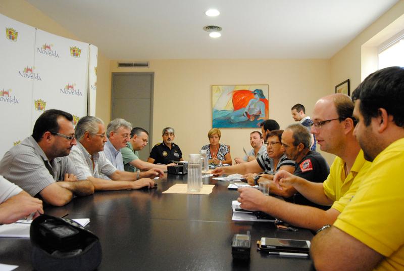 Photo of La Guardia Civil reforzará efectivos y ampliará los horarios para la seguridad de las fiestas de Novelda