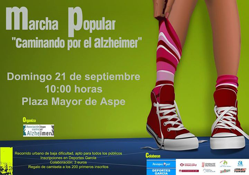 """Photo of Celia Sáez: """"Esperamos más de 250 participantes en la Marcha a Pie"""""""
