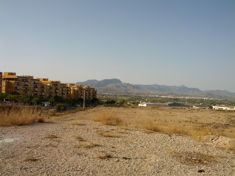 Photo of Cesión a la Generalitat Valenciana 5.754 m2 para la construcción del nuevo centro de salud