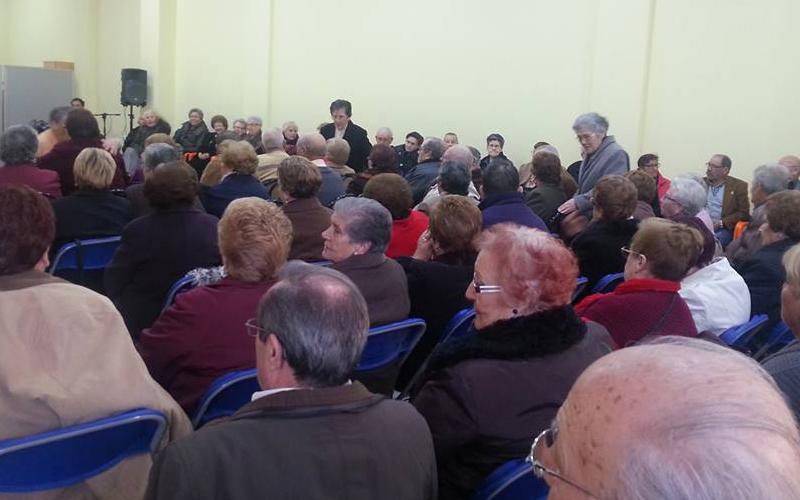 Photo of Actividades en Aspe para conmemorar el Día Internacional del Mayor