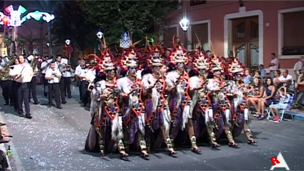 Photo of Video: Fiestas de Moros y Cristianos 2014 Aspe