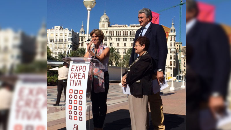 Photo of Se Inaugura Expocreativa 2014