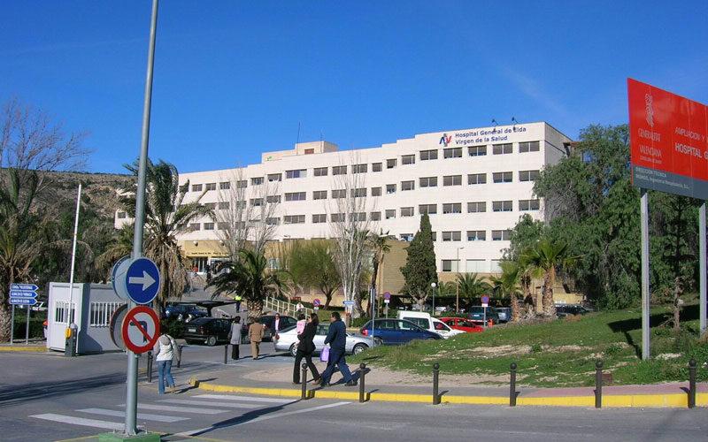 Departamento Salud Elda