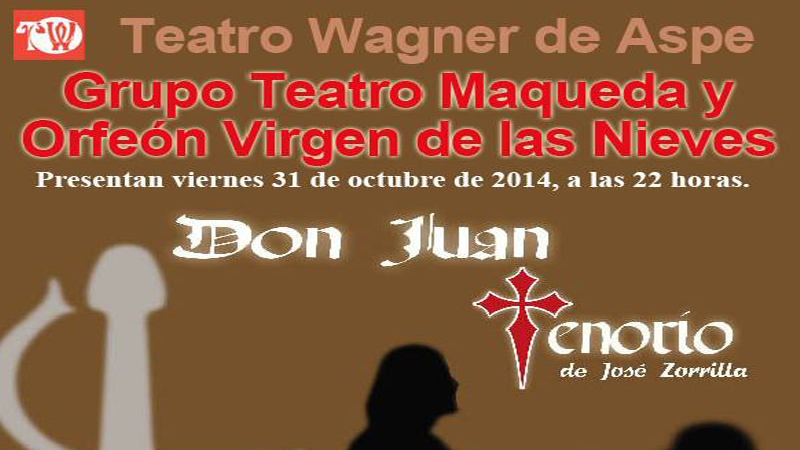 """Photo of Paco Bonmatí, director del Grupo de Teatro Maqueda: """"habrá novedades en la representación del Tenorio"""""""