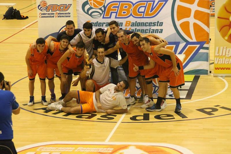 Photo of El Club Baloncesto Aspe se proclama campeón de la Liga Valencianazona Alicante