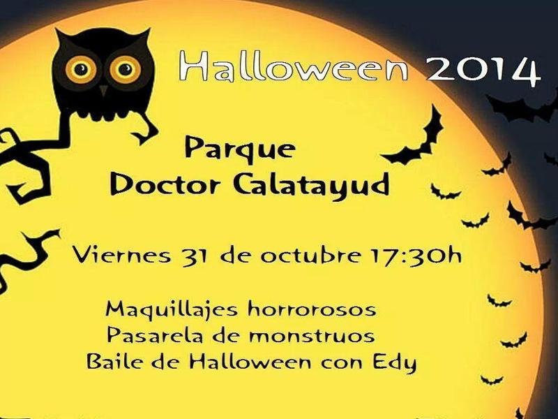 Photo of La Concejalía de Fiestas organiza diferentes actividades para celebrar Halloween 2014