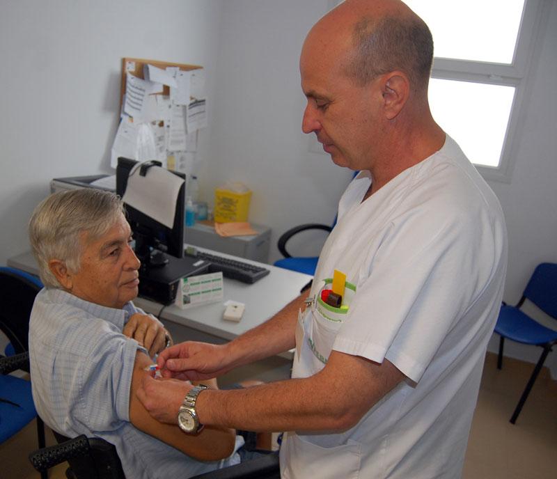 Photo of Campaña de vacunación contra la gripe en Monforte del Cid