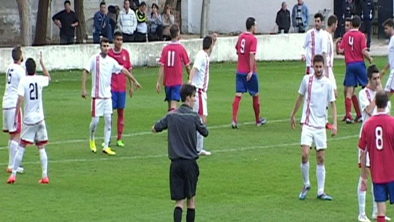 Photo of Reparto de puntos en el derbi aspense