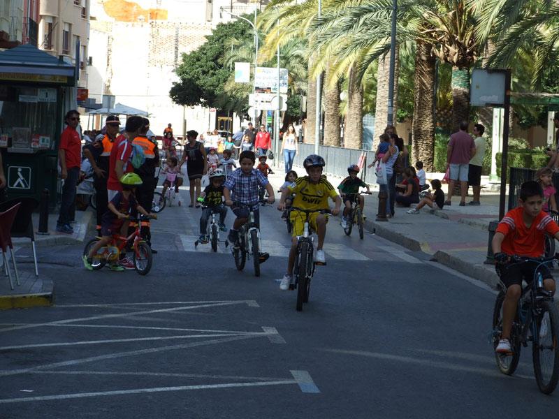 Photo of Vuelve la Ciclovía al centro de Aspe