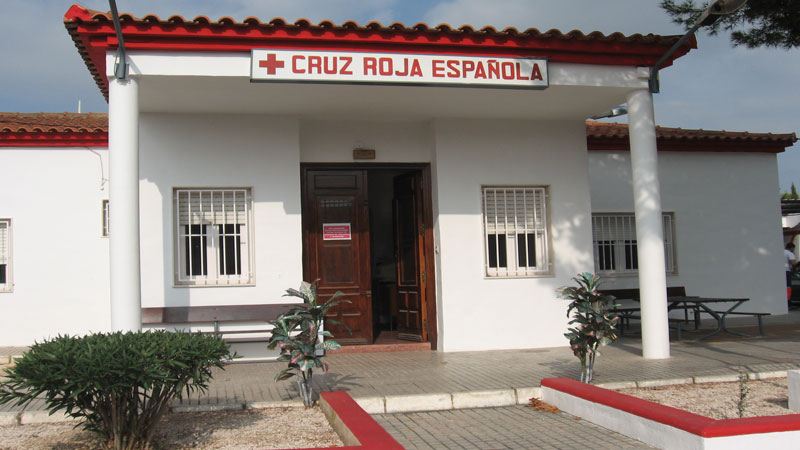 Photo of Cursode primeros auxilios de Cruz Roja
