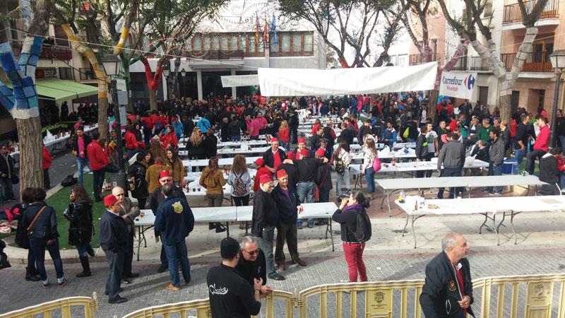Photo of #Petrer celebra este domingo La Rendició
