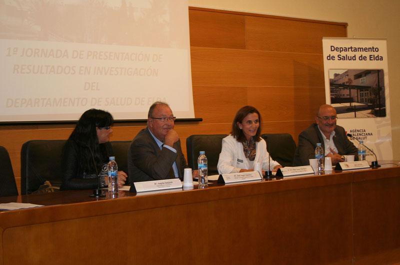 Photo of El Hospital de Elda aumenta su actividad investigadora