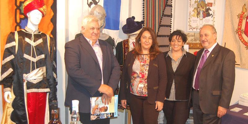 Photo of Monforte del Cid presente en Expofiesta