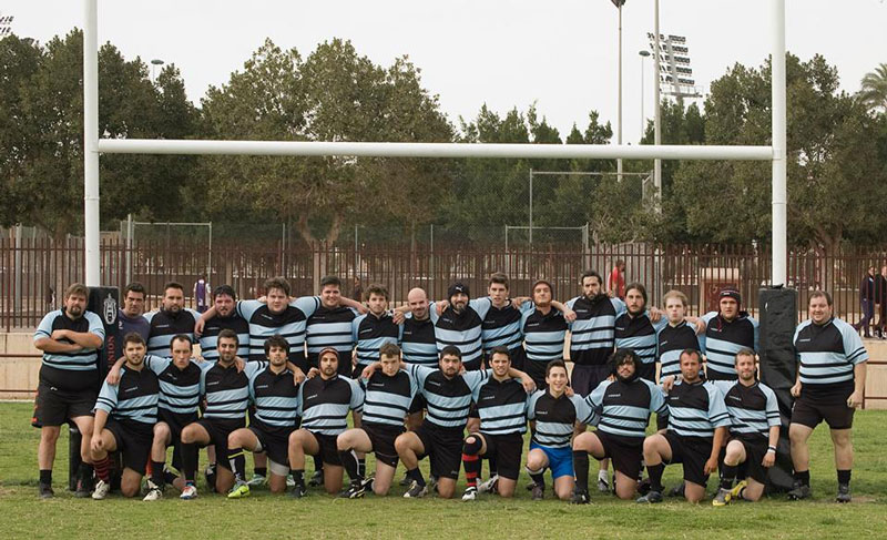 Photo of Primer partido oficial de Rugby en Aspe