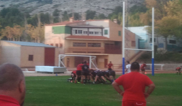 Photo of Abultada derrota del Taravi Rugby Club