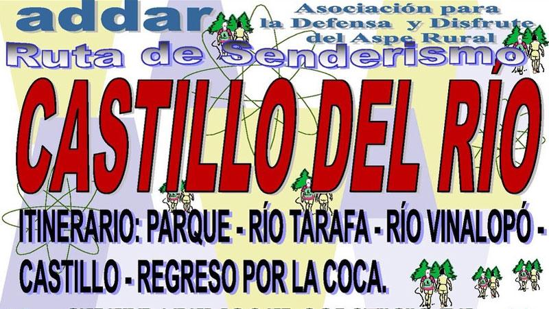 Photo of ADDAR celebra el solsticio de invierno en el Castillo del Río