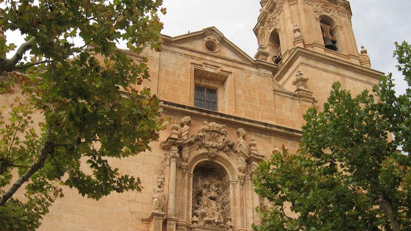 Portada Basílica