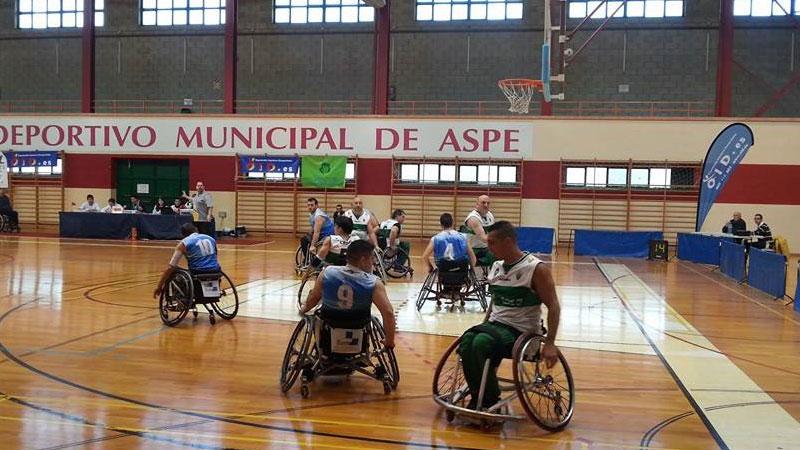 Photo of El Memoria Miguel Iborra acerca el Baloncesto en Silla de Ruedas