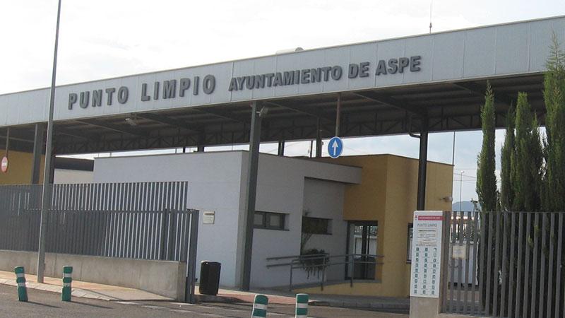 Photo of #Aspe: Horario de apertura en fiestas del Punto Limpio de Aspe