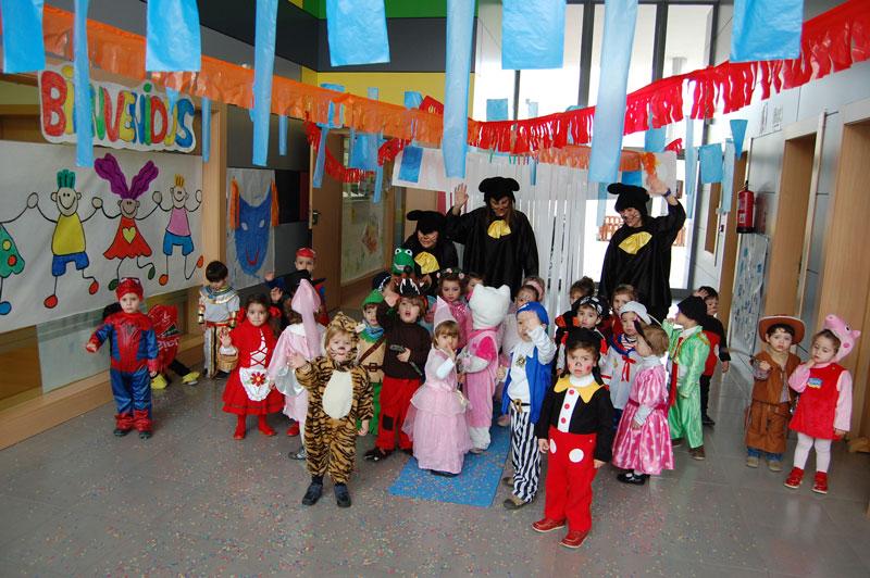 Photo of Carnaval en la Escuela Infantil de Monforte del Cid