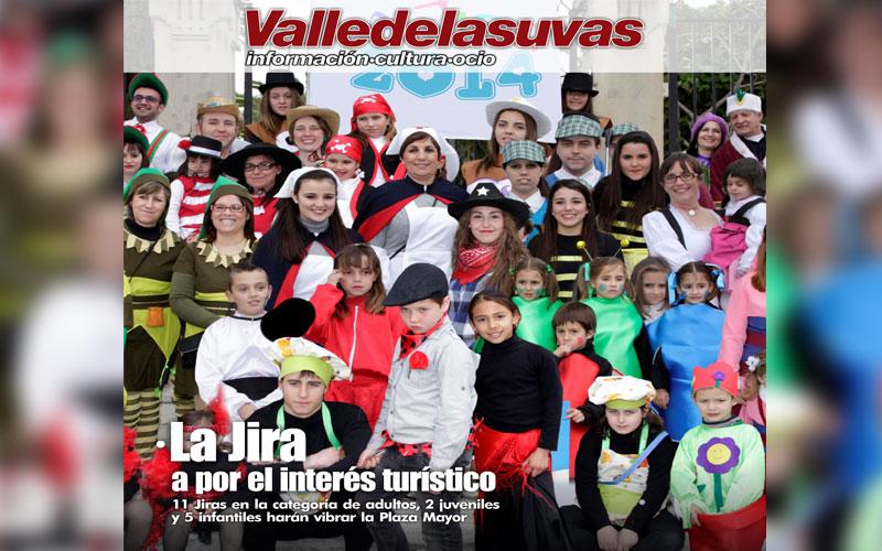 Photo of Ya puedes leer el periódico Valle de las Uvas