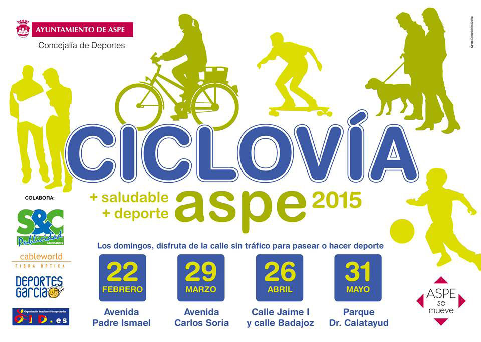 Photo of Vuelve la Ciclovía con cuatro propuestas entre febrero y mayo
