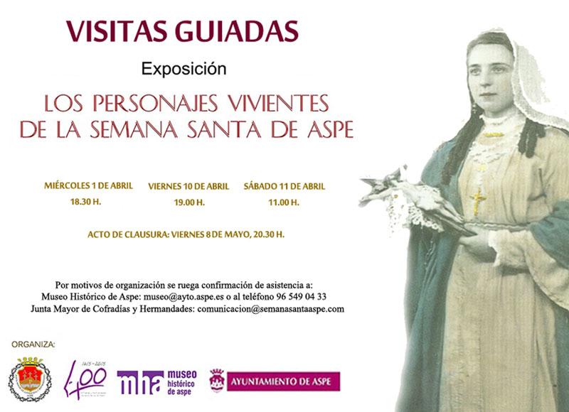 Photo of Visitas guiadas a la exposición temporal de Semana Santa