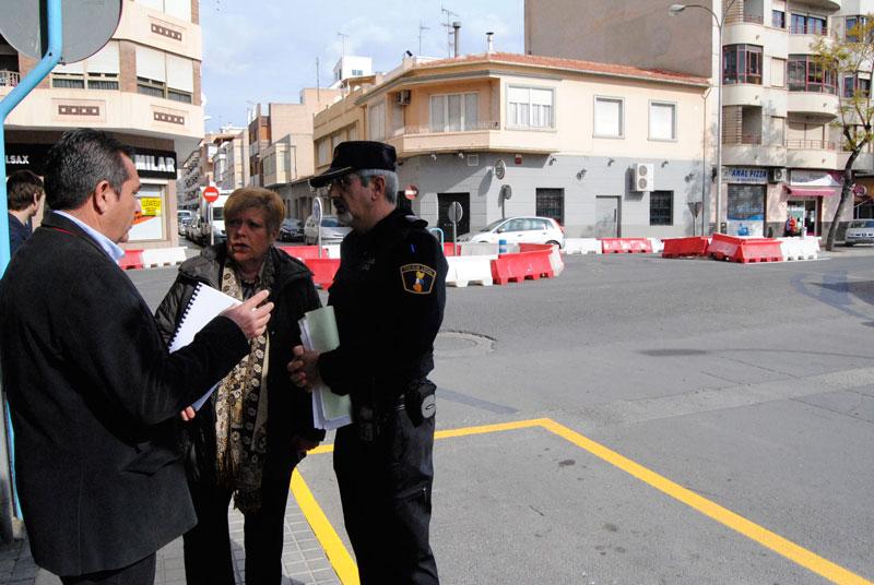 Photo of El Ayuntamiento de Novelda estudia construir dos rotondas en la avenida de la Constitución
