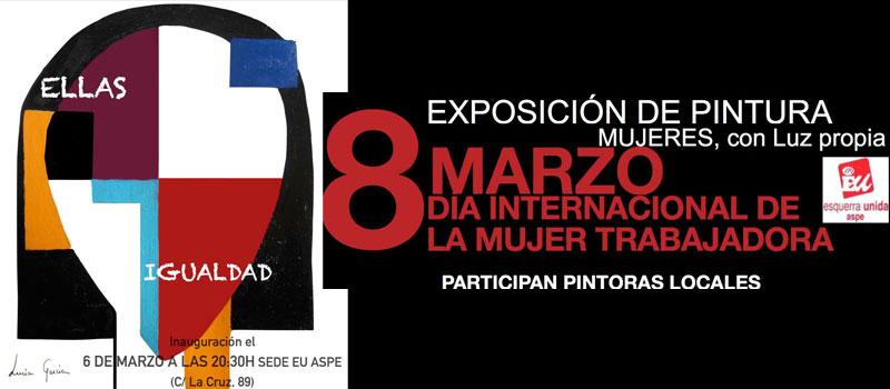 Photo of EU conmemora del día internacional de la mujer con una exposición de 17 pintoras locales