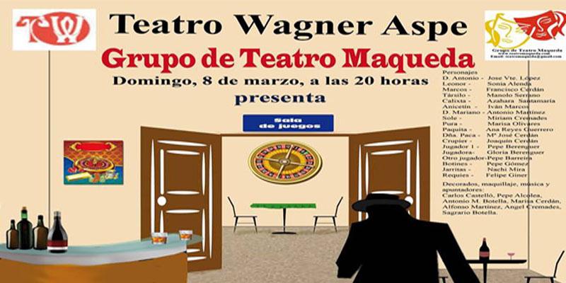 """Photo of """"Es mi hombre"""" comedia del Grupo de Teatro Maqueda para el Día de la Mujer"""