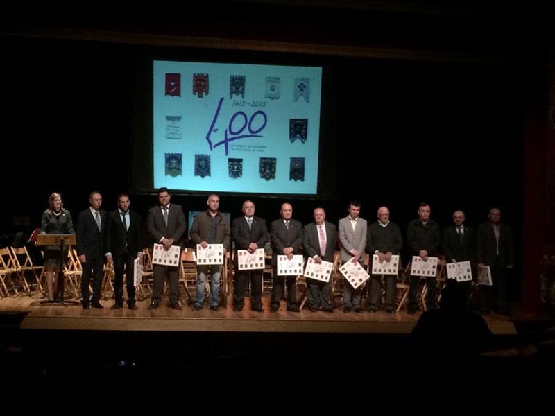 Photo of Celebración del IV Centenario de las Cofradías de Aspe en el Wagner