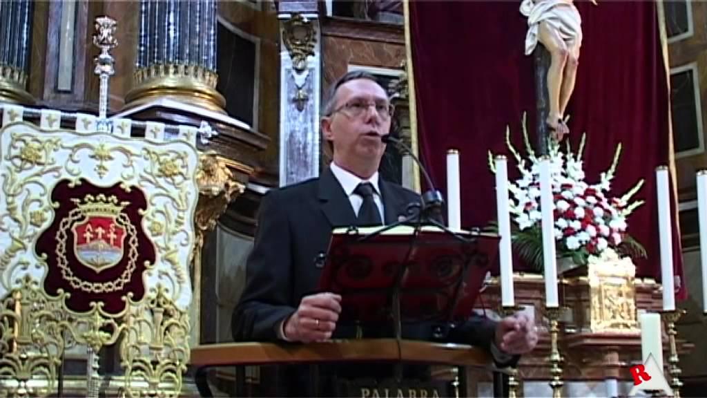 """Photo of #Aspe: Pablo Cremades: """"Sólo una imagen ha tenido que salir a ruedas en las procesiones de Semana Santa""""."""