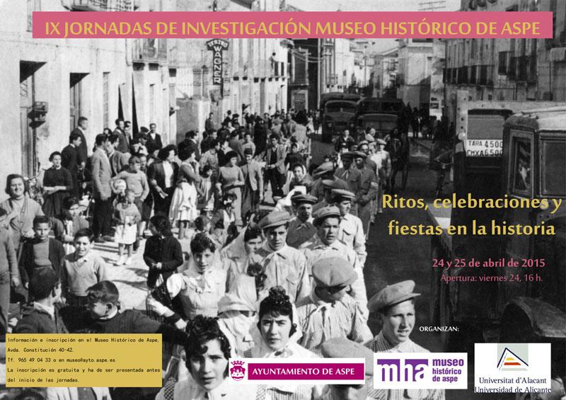 Photo of Gran participación en las IX Jornadas de Investigación de Museo de Aspe