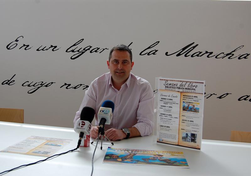 Photo of El Ayuntamiento de Monforte presenta las actividades de la semana del libro