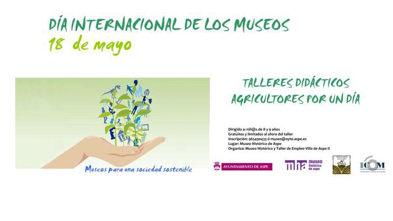 Photo of Día Internacional de los Museos en el Museo Histórico de Aspe