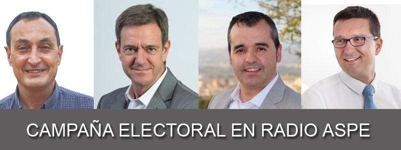 Photo of Actos de cierre de la campaña electoral para las fuerzas políticas de Aspe