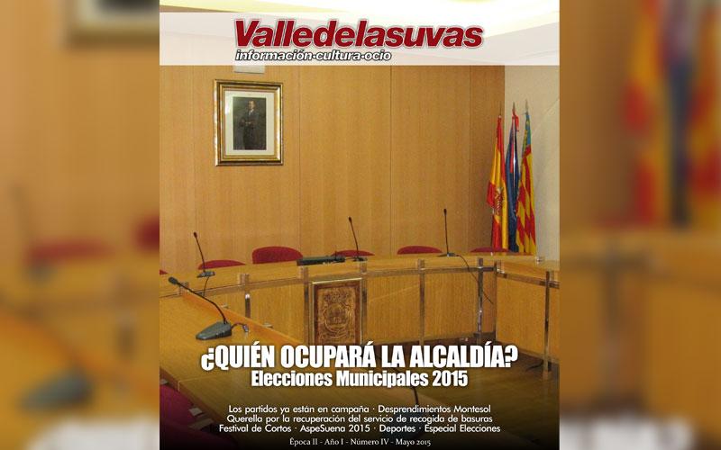 Photo of Ya puedes leer el periódico Valledelasuvas de mayo