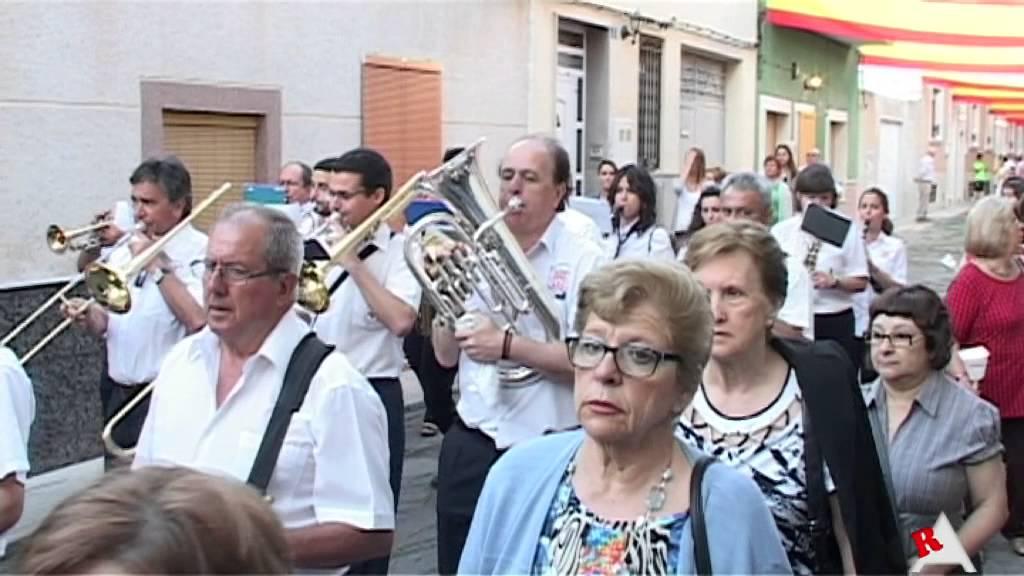 Photo of Vídeo: Procesión en honor a la Sta. Rita en Aspe