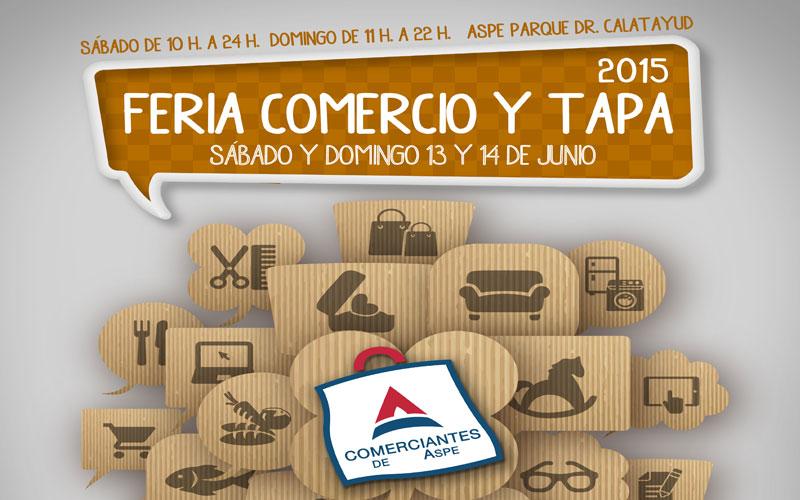 """Photo of Juanfran Asencio: """"la Feria de Comercio y Tapas va a ser un escaparate precioso"""""""