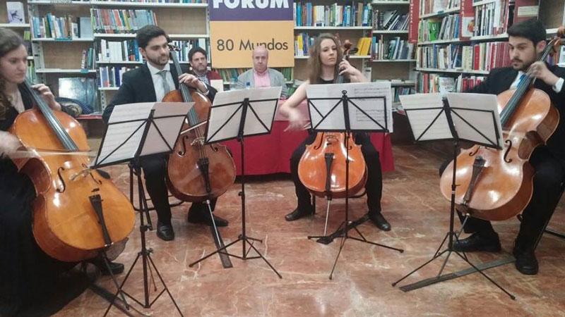 Photo of Concierto de la Sociedad Musical La Esperanza en el Mercado de Abastos