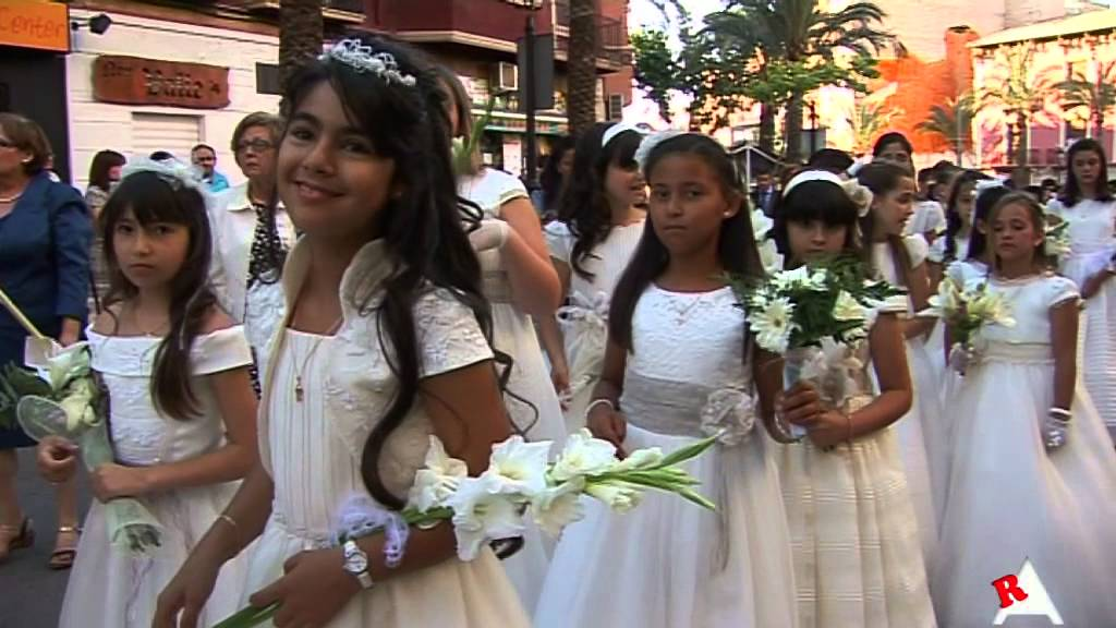 Photo of Vídeo: Festividad del Corpus Christi 2015 en Aspe