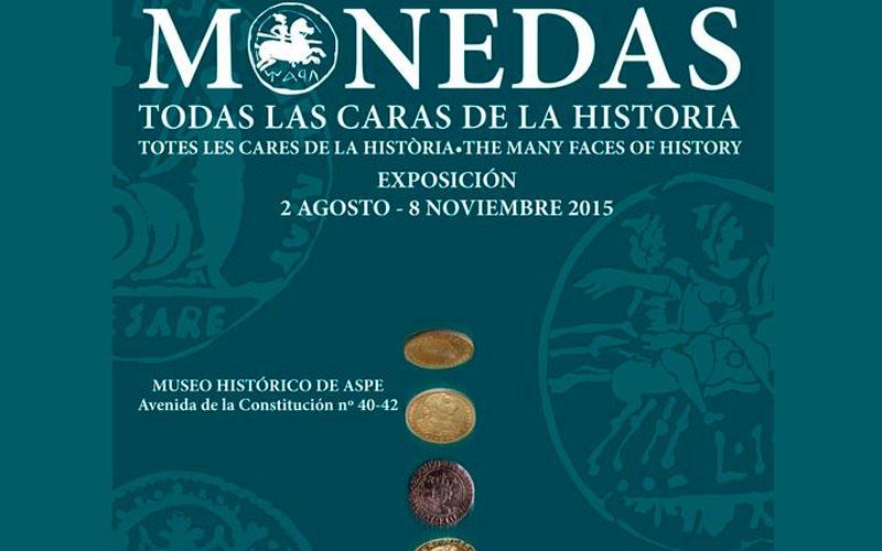 """Photo of """"Todas las caras de la historia"""" en el Museo de Aspe"""