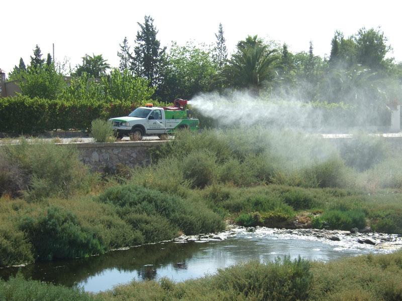 Photo of Medio Ambiente y Sanidad inician una campaña de control de mosquitos