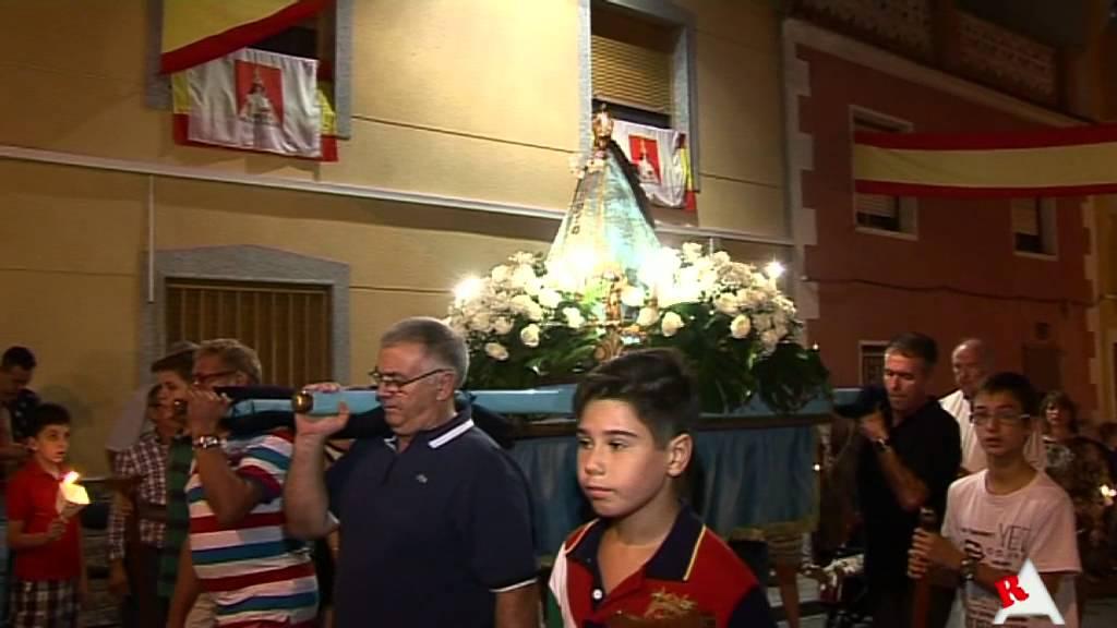 Photo of Vídeo: Fiestas en Honor a la Virgen de la Salud 2015 Aspe