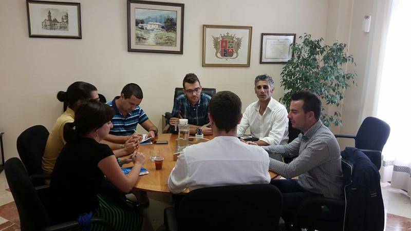 Photo of Novelda acoge una reunión de concejales de Deportes para coordinar actuaciones