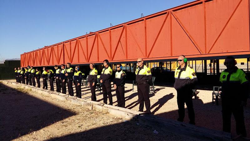 Photo of La Policía Local de Novelda realiza ejercicios reglamentarios de tiro