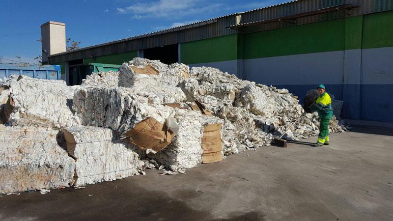 Photo of Campaña de recogida selectiva de residuos de papel de la campaña de uva