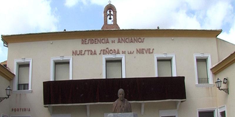 Photo of Espectáculo solidario y visita a la Residencia de la Sociedad Musical Virgen de las Nieves de Aspe